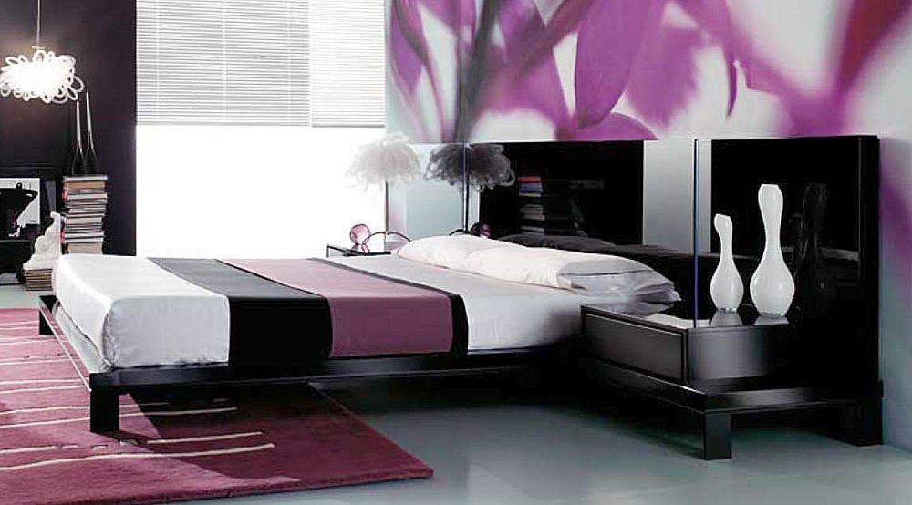 Luxurious Oriental Bedroom Furniture Themed