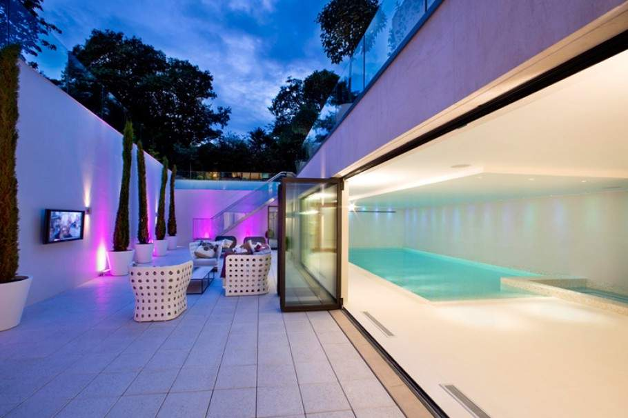Luxury Contemporary Unique Modern Mansion Property Home London