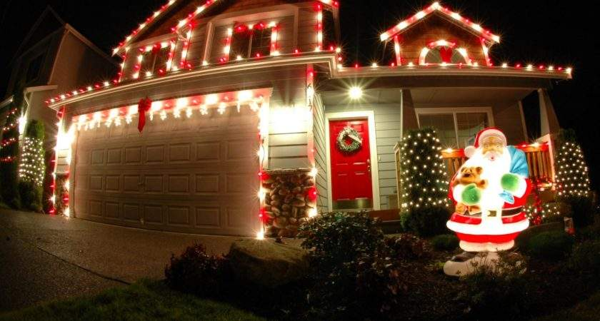 Magical Christmas House Lights Ideas Meowchie Hideout