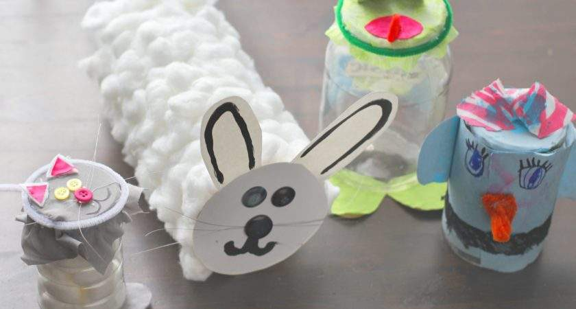 Make Animal Sculptures Recycled Materials Ehow