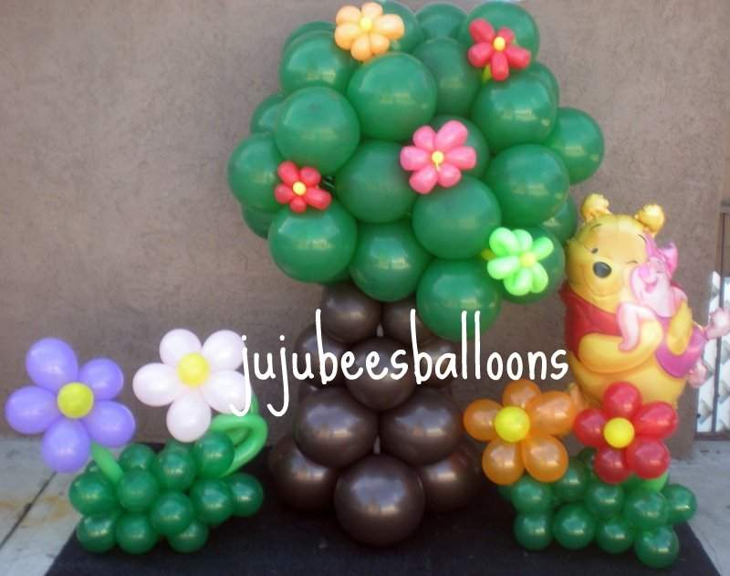 Make Balloon Decorations Party Favors Ideas