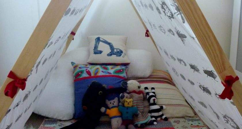 Make Indoor Tent Trail Mix Blanket Forts Just