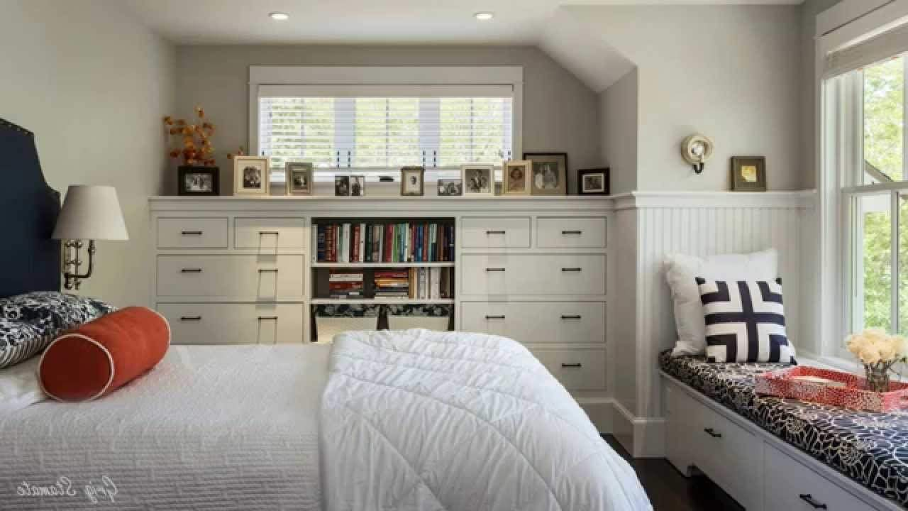 Make Your Home Look Bigger Youtube Small Bedroom