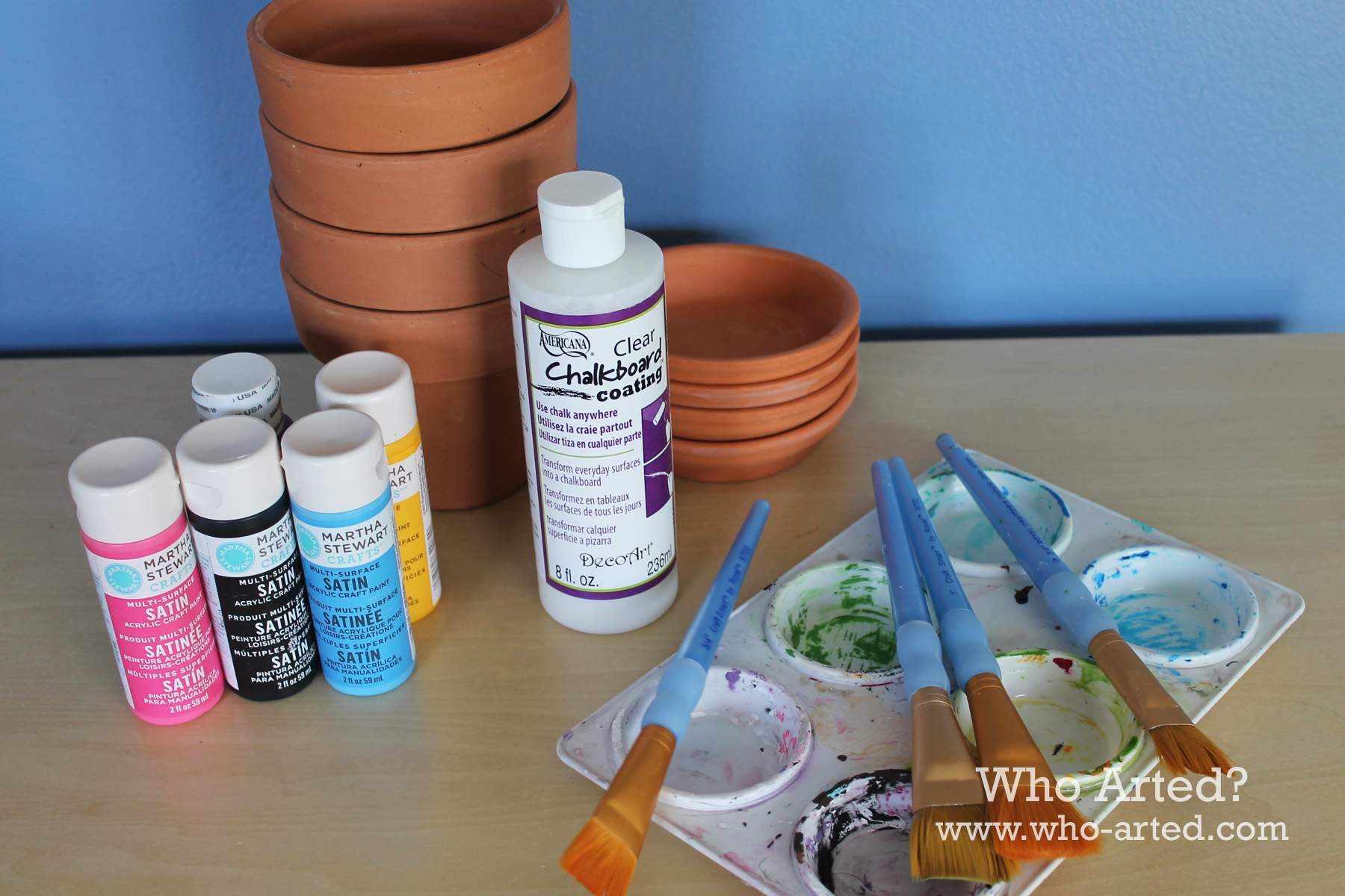 Make Your Own Gather Following Supplies