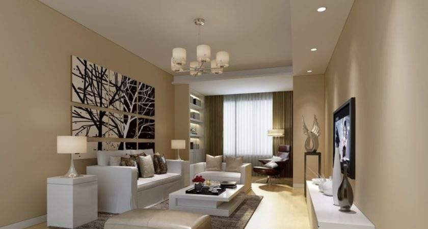 Modern Living Room Designs Small Spaces