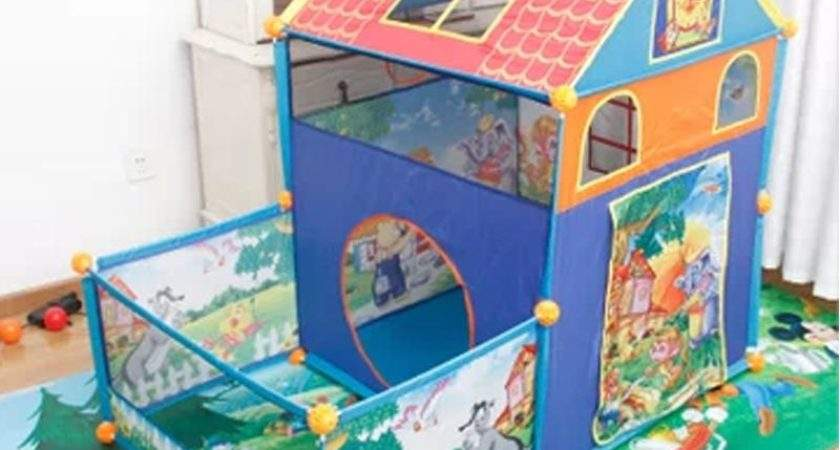 New Indoor Tents Kids Tent Baby Play House Toy
