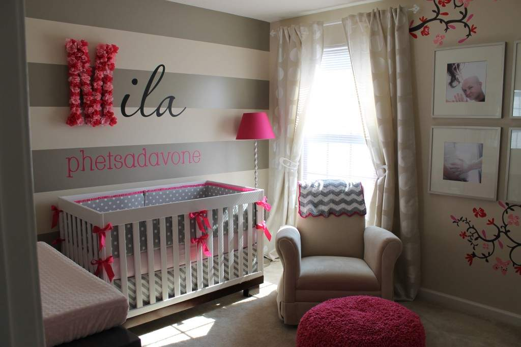 One Wall Nursery Can Find Four Large