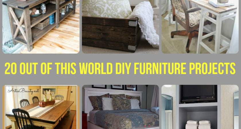 Out World Diy Furniture Projects