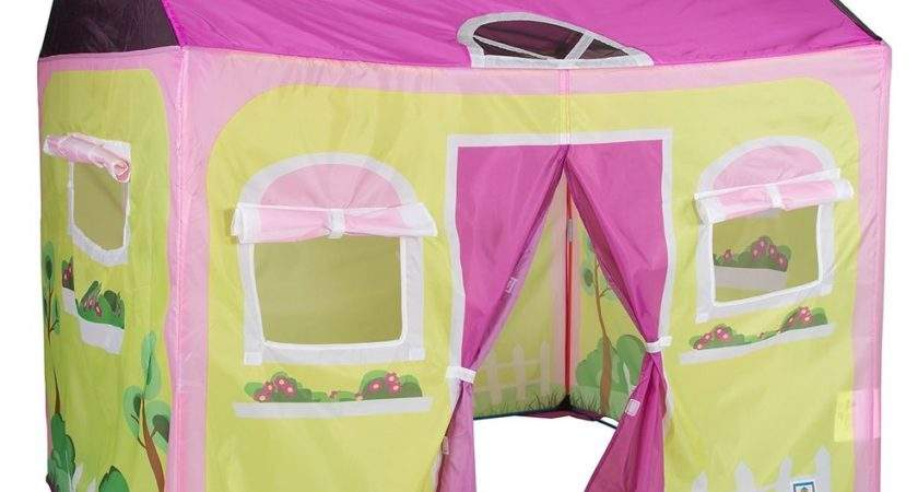 Pacific Play Tents Indoor Outdoor Cottage House Tent