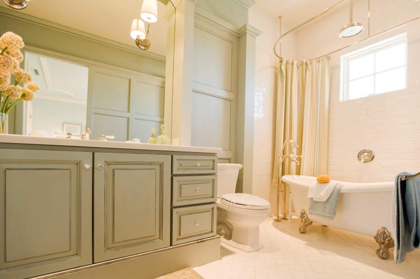 Paint Colors Bathroom Maple Cabinets Creative Home