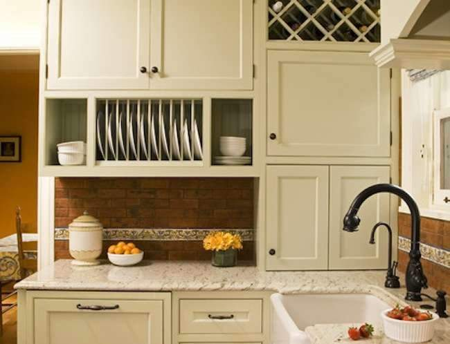 Painted Kitchen Cabinets Cabinet Ideas Easy