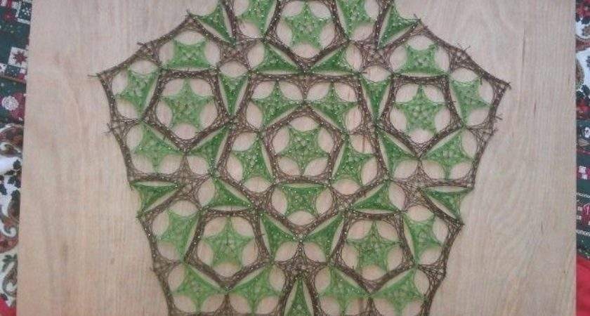 Pattern String Art Diy Learn Make Your Own Project