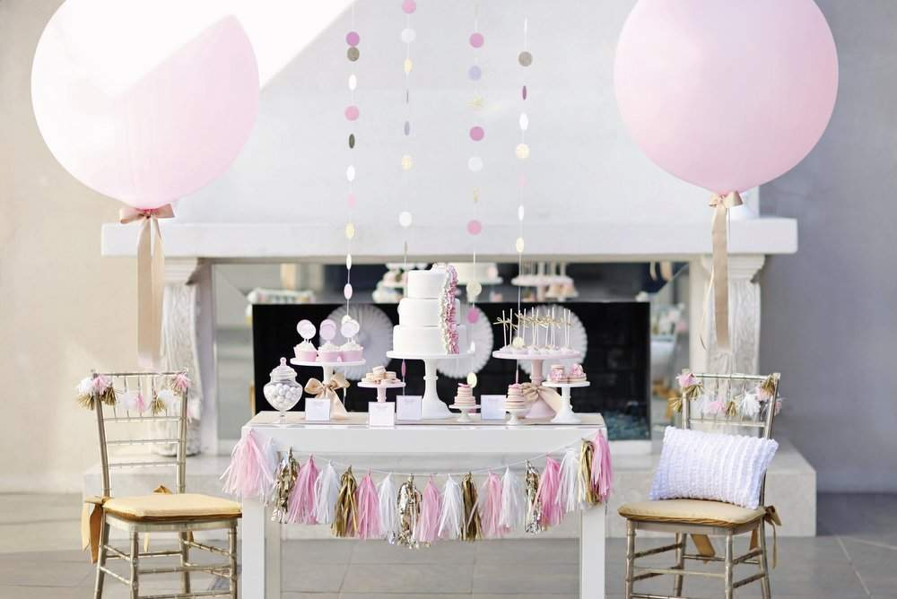 Pink Gold New Year Eve Party Hgtv Tomkat Studio
