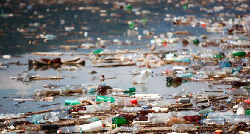 Plastic Water Bottles One Commodities Not Need Ecology
