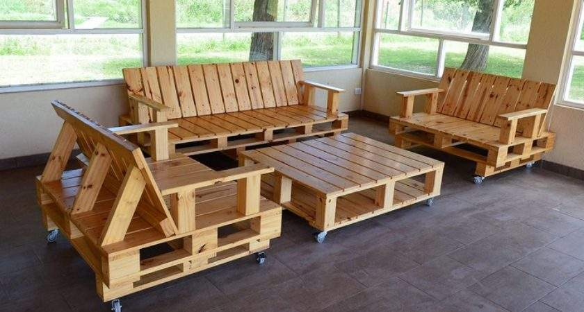 Recycling Ideas Wooden Shipping Pallets Pallet