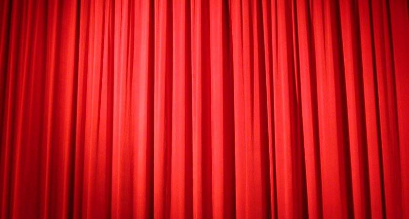 Red Curtains Home Textiles