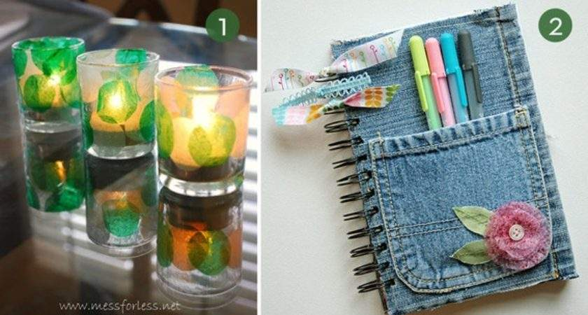 Roundup Diy Kids Craft Projects Using Recycled