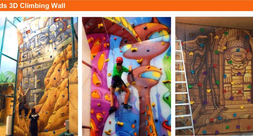 Sale Cheap Kids Indoor Rock Wall Climbing Holds Buy