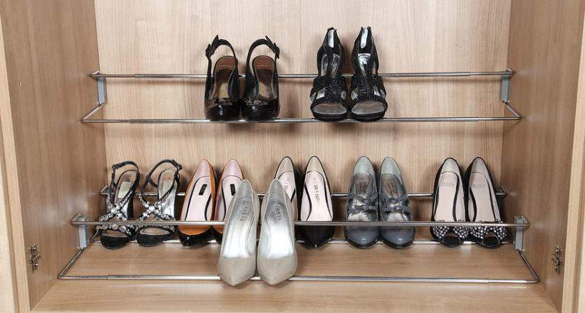 Sliding Doors Can Used Pull Out Shelving Create Dedicated