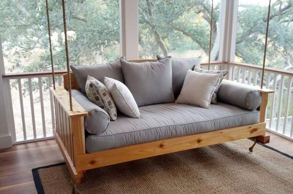 Sofas Can Actually Put Your Front Porch