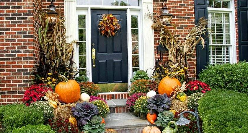 Some Front Porch Decorating Ideas Fall Hope Enjoy Them