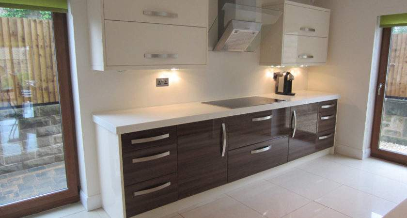 Spacious Kitchen Class Joinery