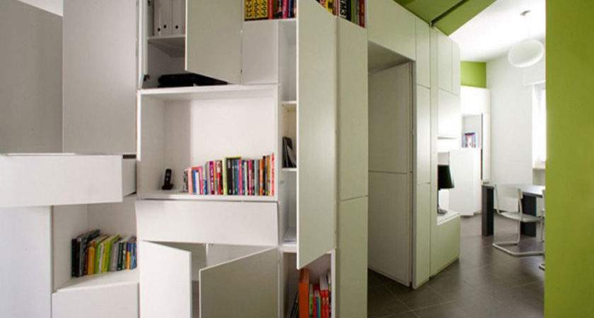 Storage Solutions Small Apartments Homesfeed