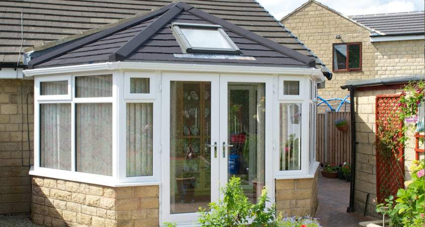 Tiled Conservatory Roofs Tws Leeds Yorkshire