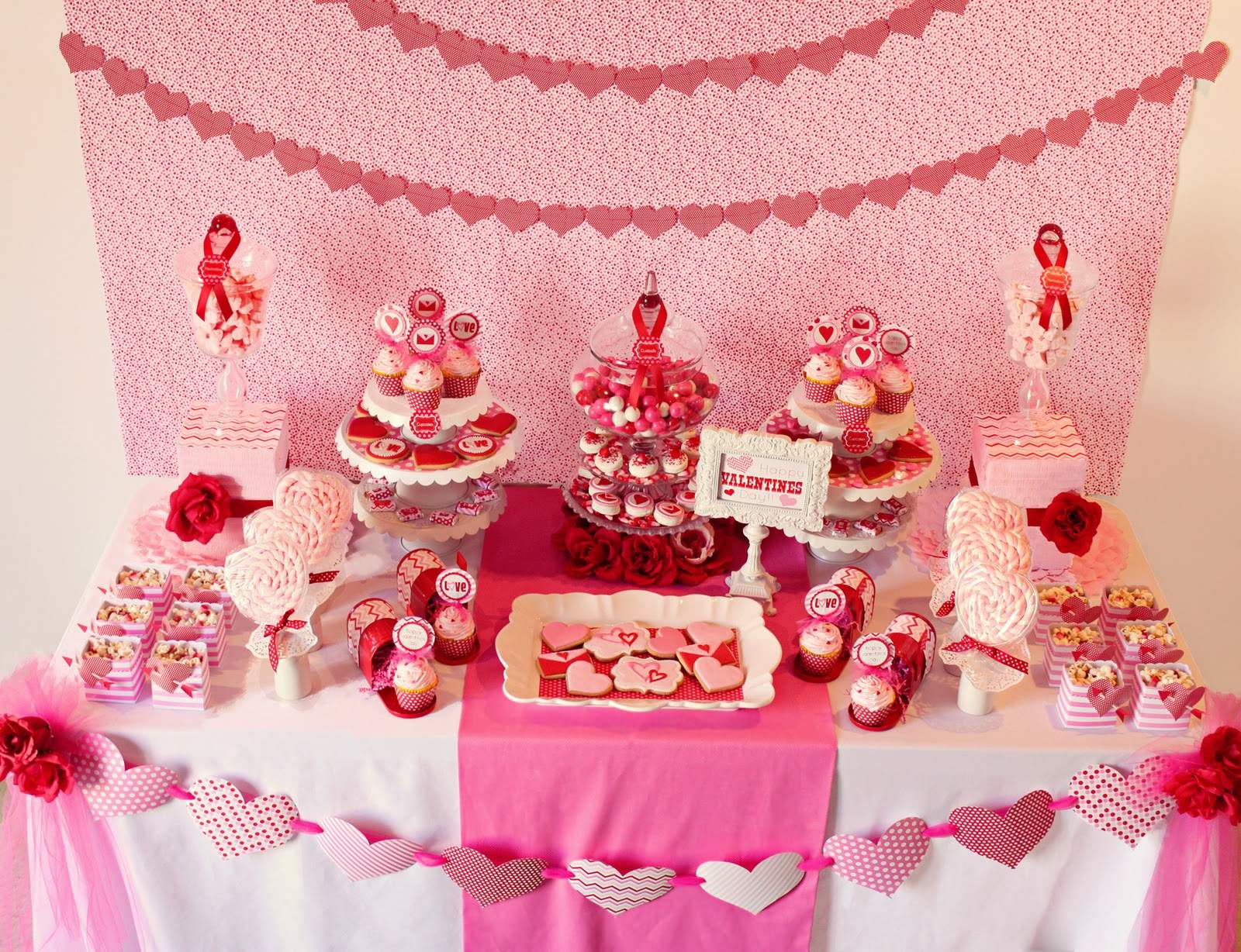 Valentine Party Ideas Lots Creative Cute Your Next