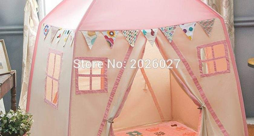 Wholesale Love Tree Play House Cotton Canvas Indoor