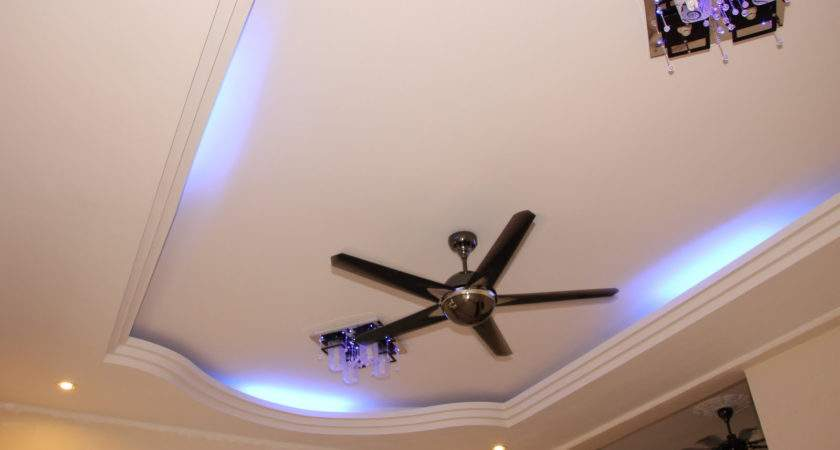 Without Ceiling Simple Pop Designs Living Room Home