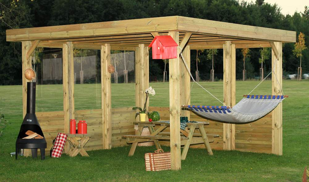 Wooden Gazebo Significance Getting Detailed Shed Plans