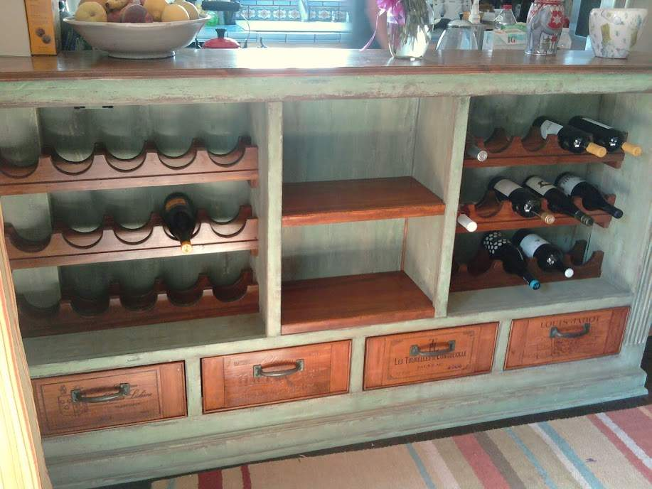 Wooden Wine Boxes Crates Crate Furniture