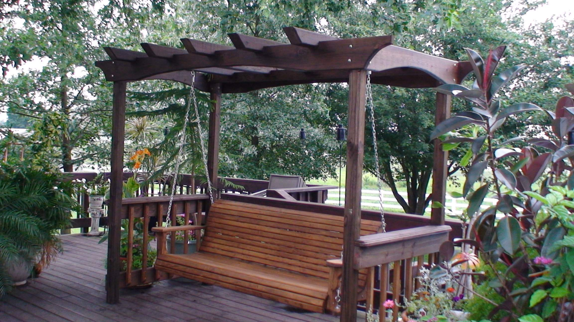 Woodworking Plans Patterns Porch Swings Glider More